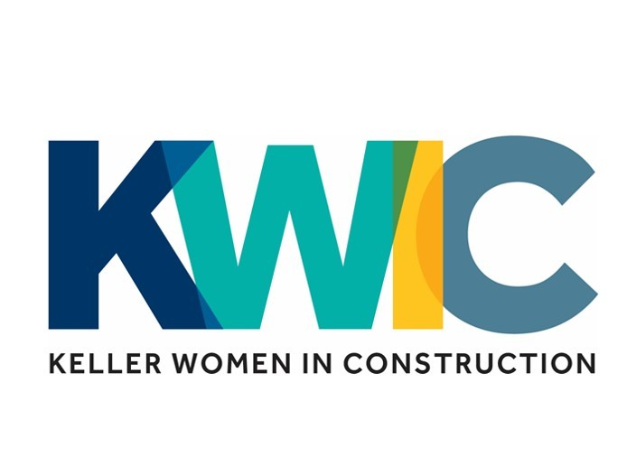 Keller Women in Construction logo